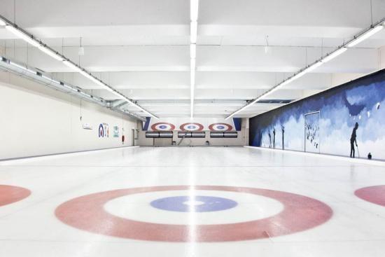 Curlingbaan Zoetermeer Curlinghal
